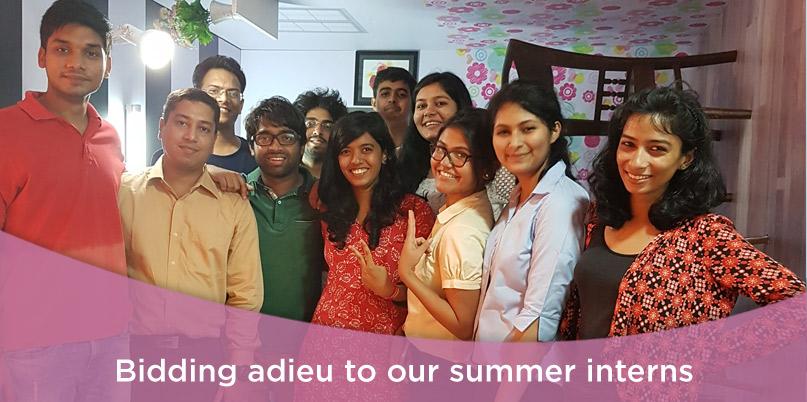 Summer Interns at Tata Motors India