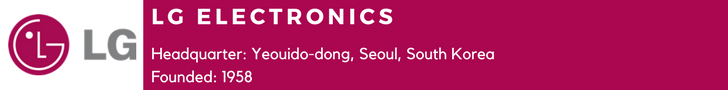 LG Electronics (Analog and Digital Electronics)