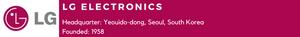 LG Electronics (Analog and Digital Electronics)