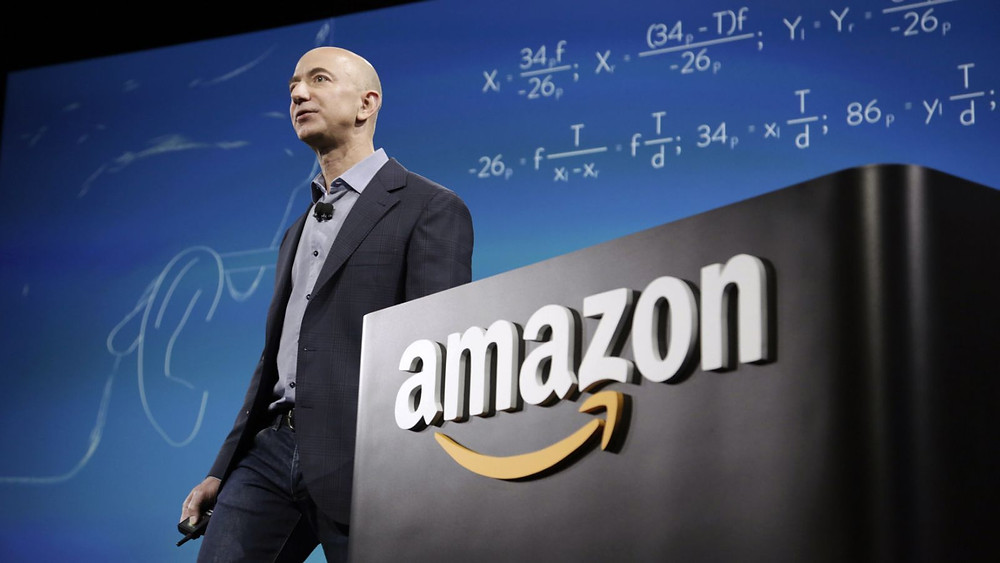 Jeff Bezos Internship Advise