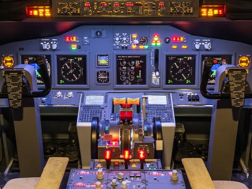 Software Development Internship in Flight Simulation Technology