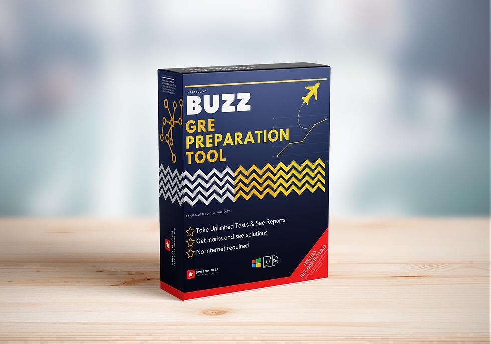 Buzz GRE Preparation Software