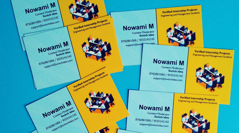 Content Writing Intern Nowami