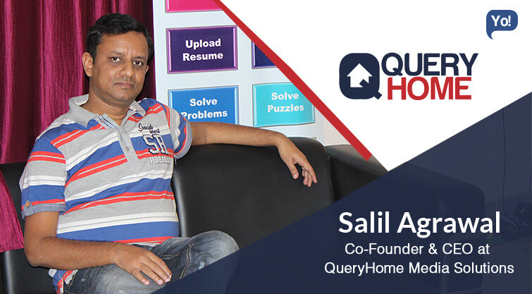 Salil Agrawal, Cofounder and CEO at QueryHome Media Solutions