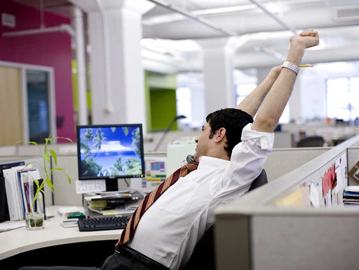 Good News: Working Crazy Number Of Hours Is Not So Bad For Your Health