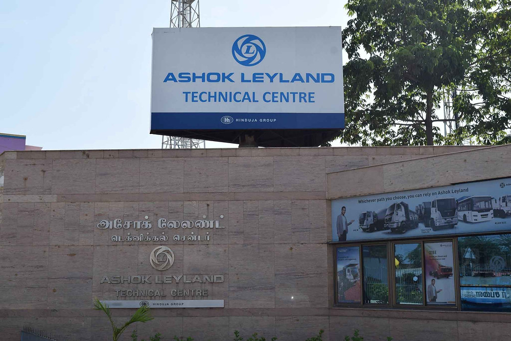 Ashok Leyland Office in Chennai