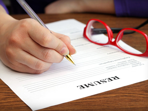 5 Ways To Slash Your Resume Down To One Page