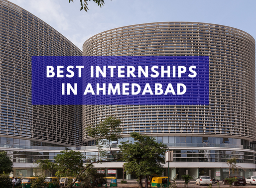 Top 10 Most Popular Companies For Internships in Ahmedabad