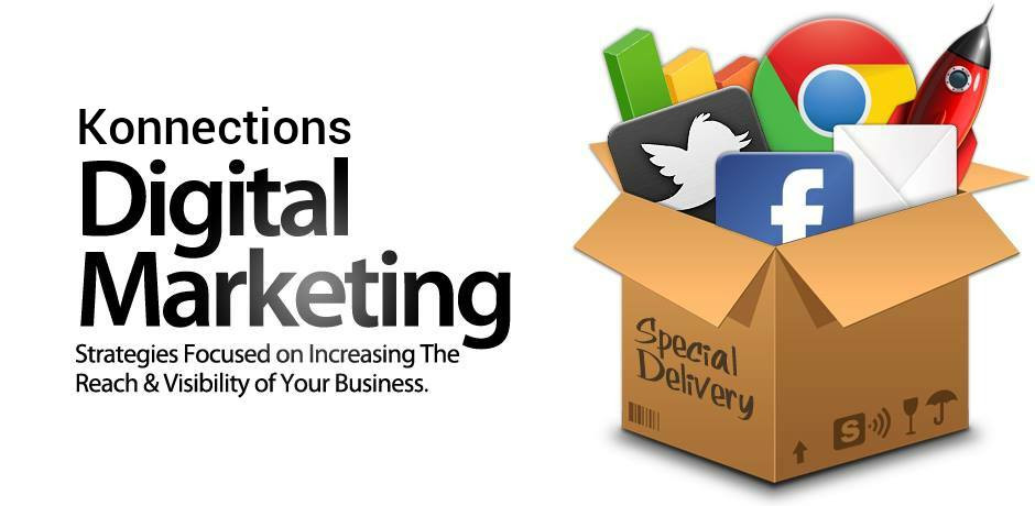 Konnections India Digital Marketing Solutions