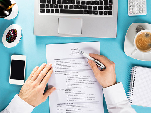 How To Write An Internship Resume That Wins Automated Tracking Systems