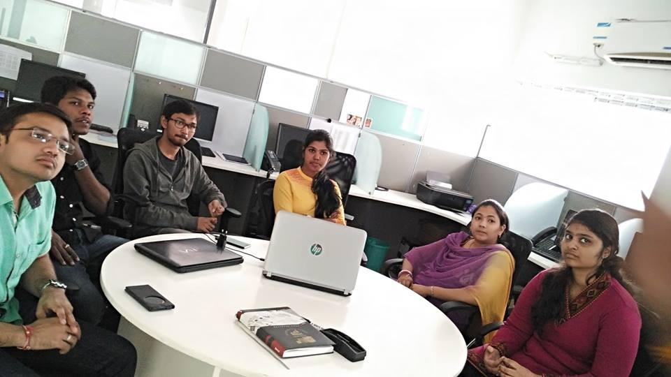 Internship in Hyderabad