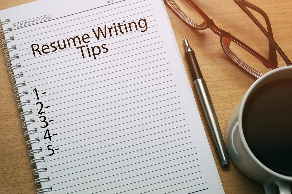 Resume Writing Tips for Internships