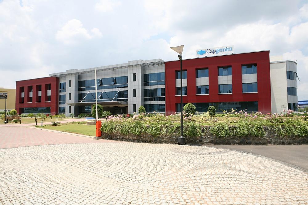 Capgemini Campus in Chennai