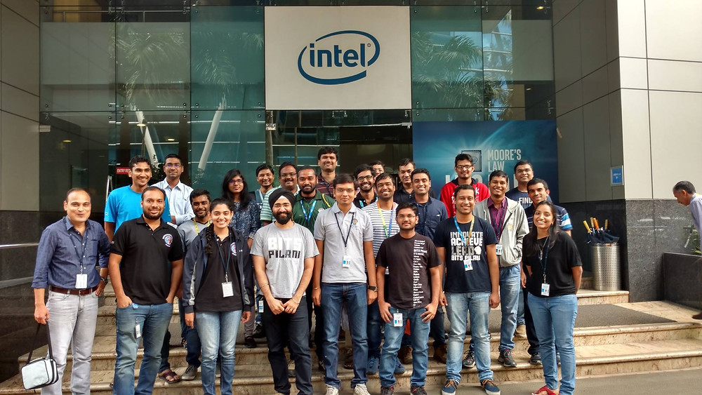 Intel Team Bangalore