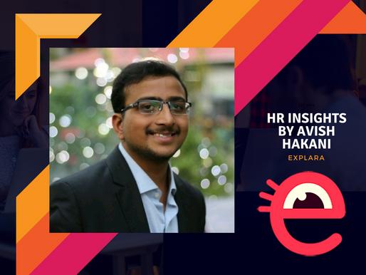HR Insights - Avish Hakani at Explara