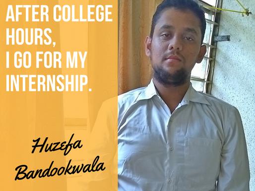 Intern Insights with Huzefa Bandookwala