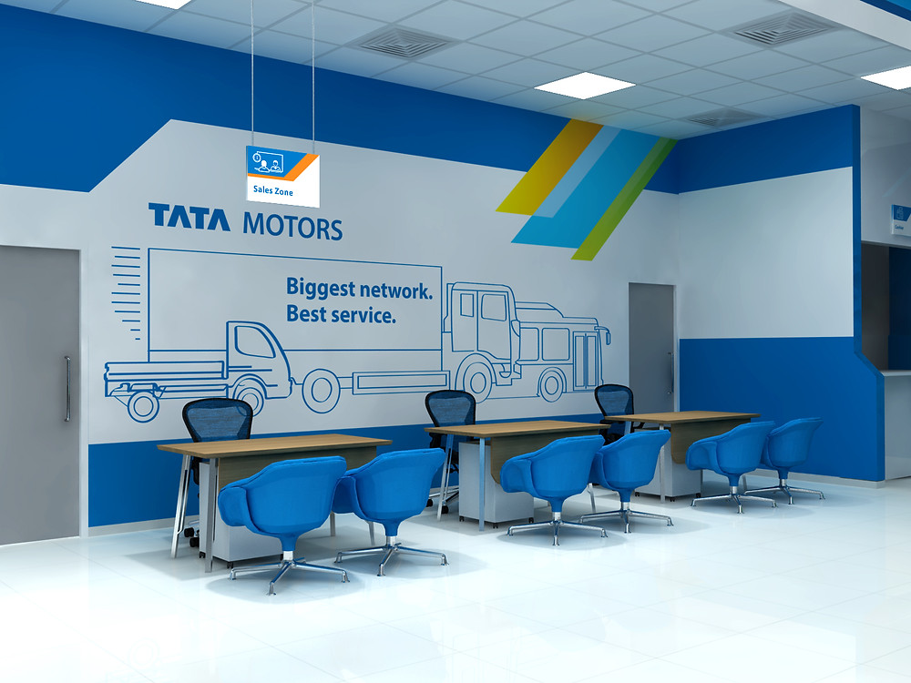 TATA Motors Sales Desk