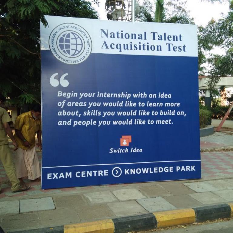 NTAT Chennai Anna University