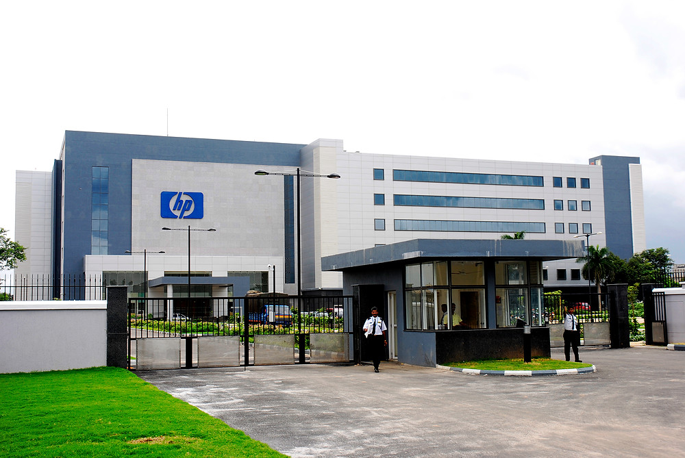 HP Bangalore Office