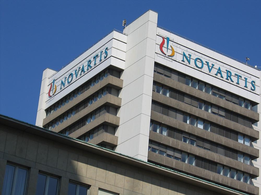 Novartis Corporate Building