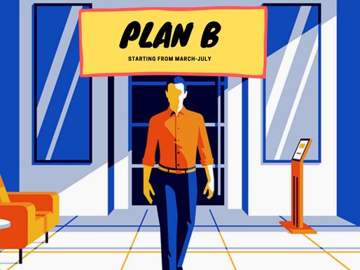 Summer Internship – The Plan B