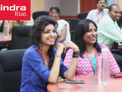 Interning At Mahindra Can Prove To Be Your Best Investment