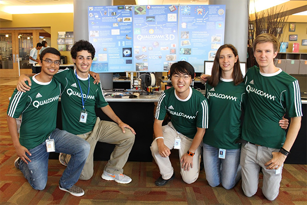 Global Interns at Qualcomm