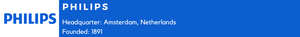 Philips Electronics (Analog and digital electronics)