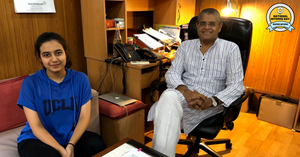National Interns Day Interview with Ojasvy Chandhok