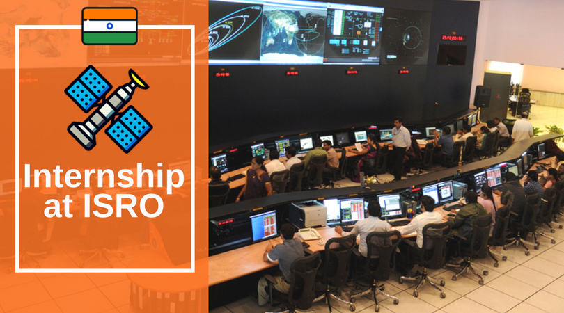 How to get an internship at ISRO (Indian Space Research Organisation)