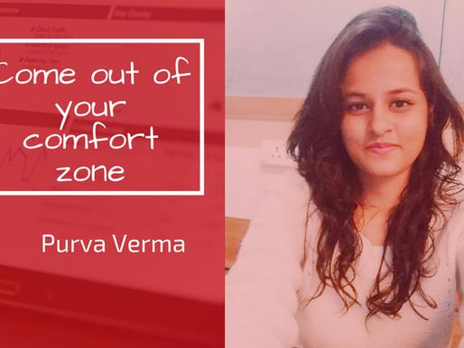 Intern Insights from Purva Verma - Explara Internship