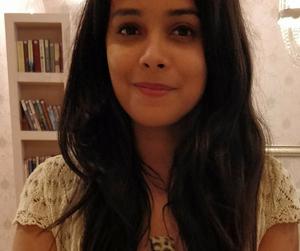 Aavniee Kulkarni, EXTC Student at College of Engineering Pune