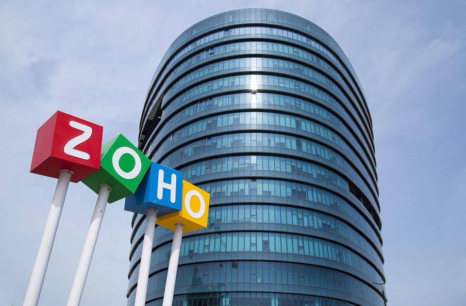 Zoho Chennai Office