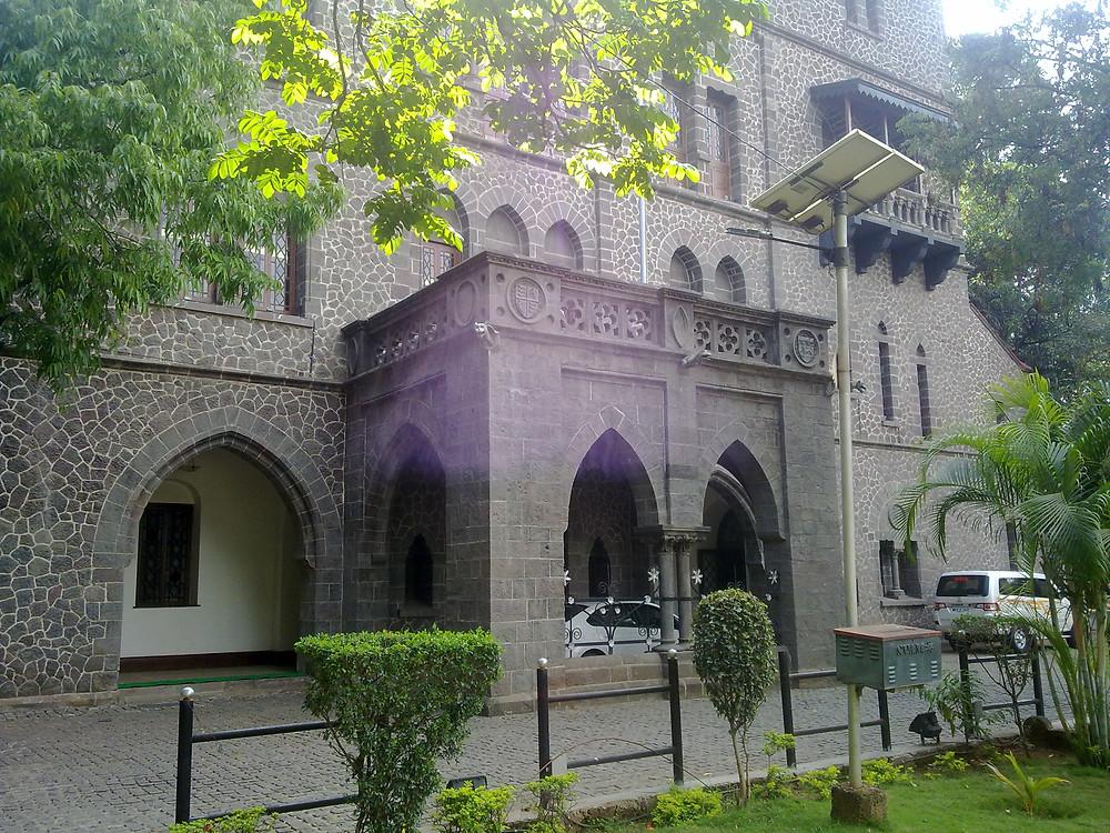 College of Engineering Pune Campus