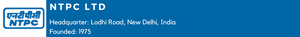 National Thermal Power Corporation Ltd (NTPC)