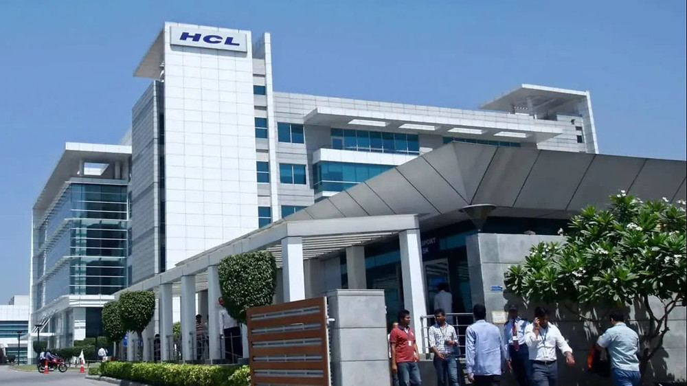 HCL Campus in Chennai
