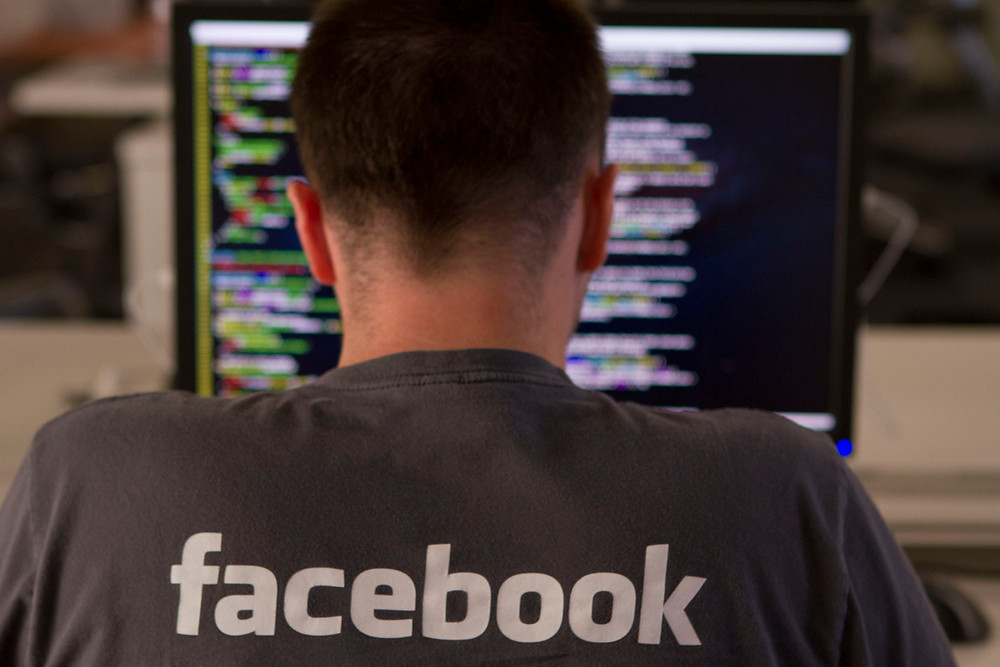 A new employee at Facebook Engineering