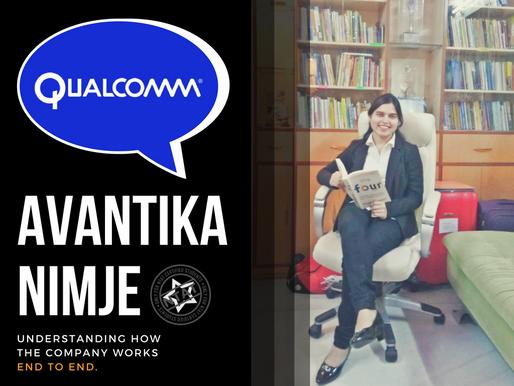 Internship Insights from Avantika - Intern at Qualcomm