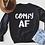 Thumbnail: Comfy AF Crew Neck