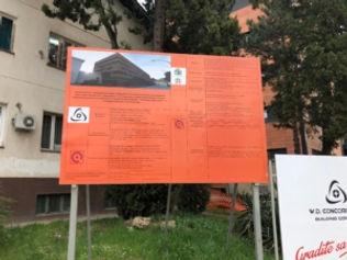 Plan for new hospital Smederevska Palank