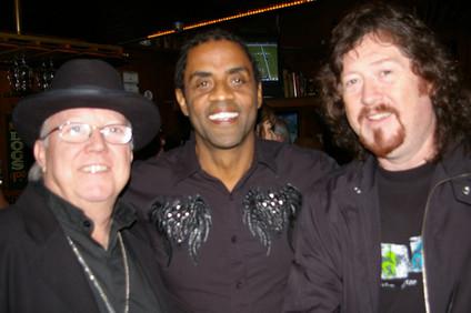 Rev Tom Shriver & Bluesman Kenny Neal