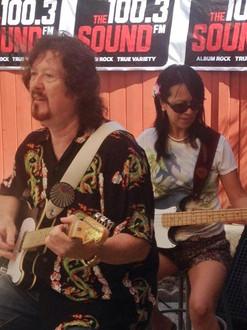 Guitar Jack & Denise Daclan