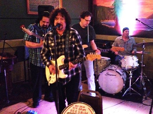 Coco Montoya, Guitar Jack, Hank Van Sickle & Tom Fillman