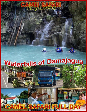 waterfalls of damajagua