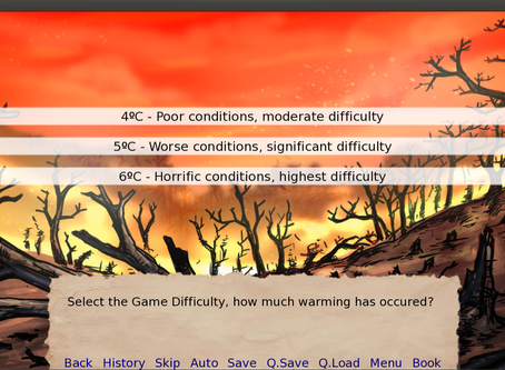 Best Linux Game On Climate Change (Non-Propagandist)