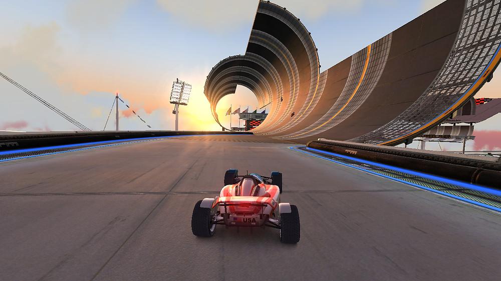 Trackmania Linux Ubuntu Racing Game