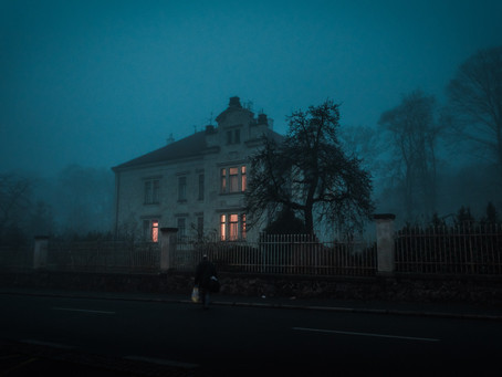 4 Horror Stories That You Haven't Read Elsewhere