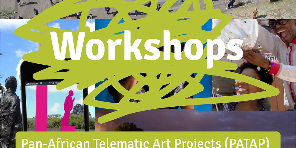 Pan-African Telematic Art and Curatorial  Bootcamp
