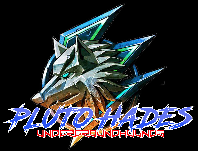Pluto Hades logo UPDATE