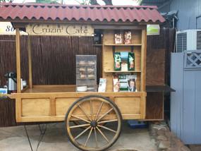Introducing Cruzin Cafe!
